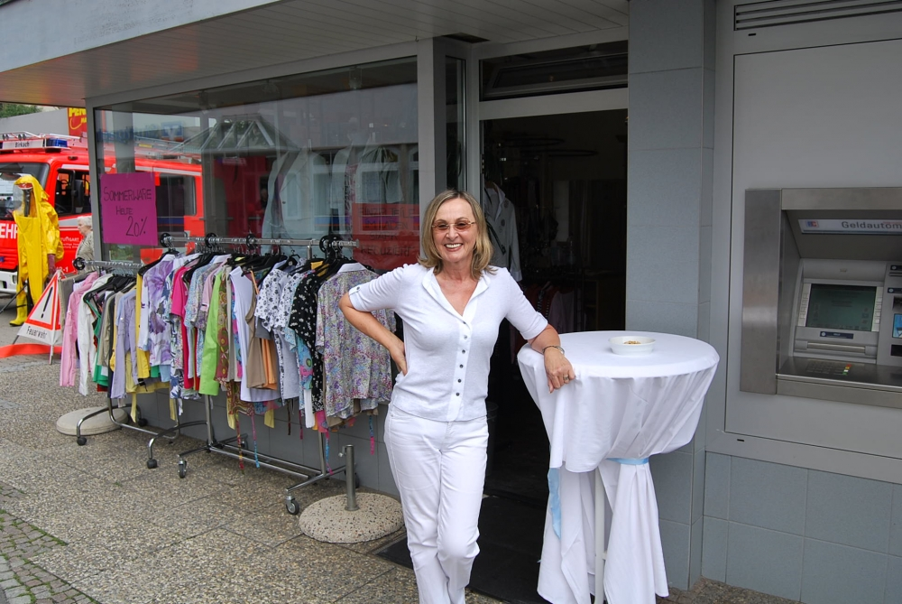Verkaufsoffener Sonntag 2009