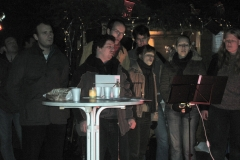 Weihnacht & Glühweinstand 2005