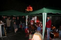 Weihnacht & Glühweinstand 2008