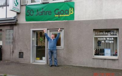 50 Jahre Gooß