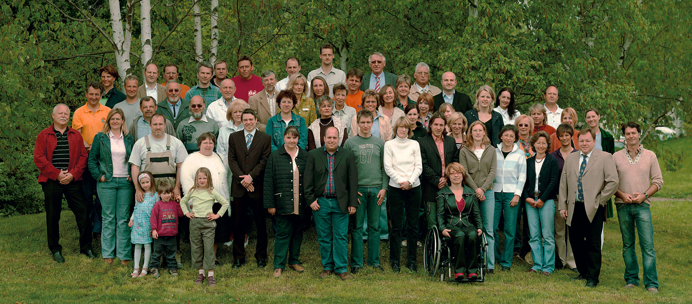 Birkach aktiv e.V. 2007