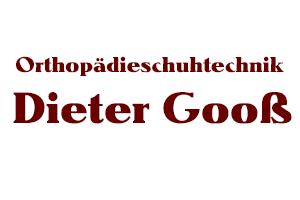 Orthopädie SchuhmachermeisterDieter Gooß