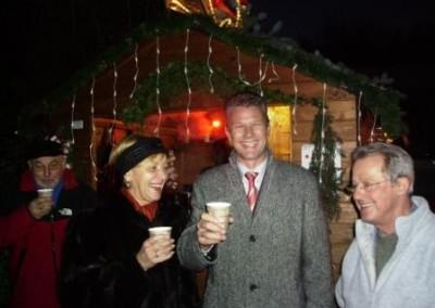 Weihnacht & Glühweinstand 2006