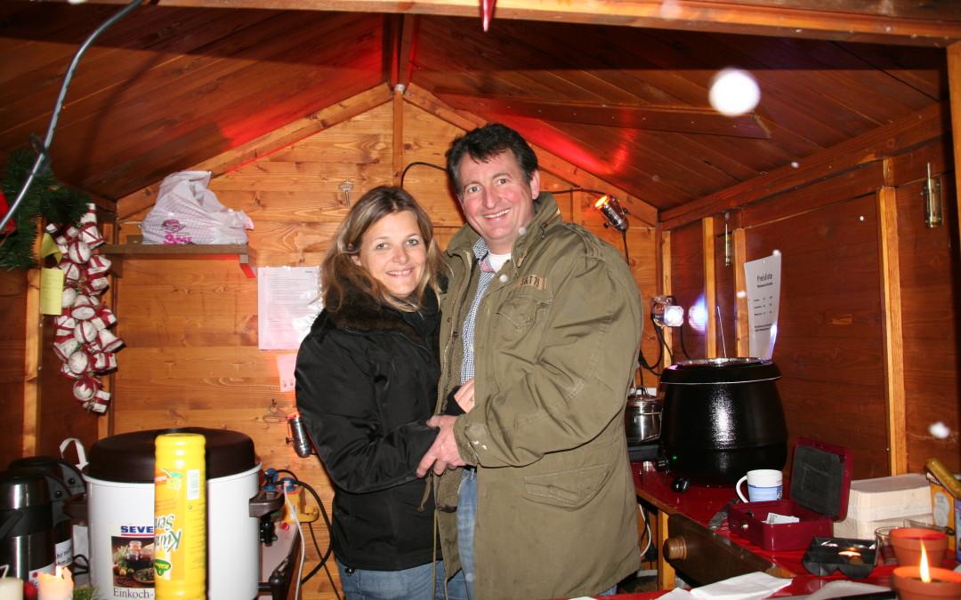 Weihnacht & Glühweinstand 2010