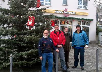 Weihnacht & Glühweinstand 2012